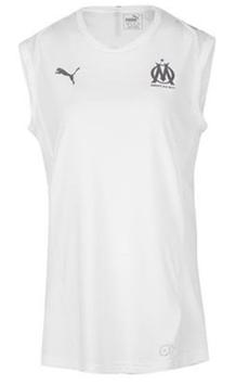 Dames sportshirt PUMA mouwloos, wit