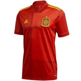Spanje Euro 2020 Shirt Adidas