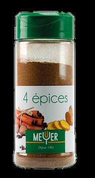 4 épices
