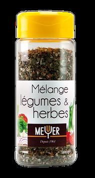 Épice pour légumes et herbes