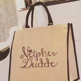 """Einkaufstasche """"Netpher Dudde"""""""