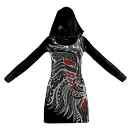 Hoodie-Dress