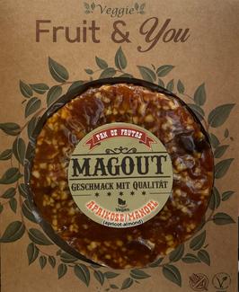 Pan de Frutas, Aprikose-Mandel