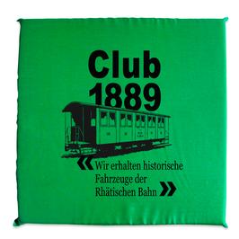 Sitzkissen «Club 1889»