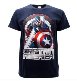 Capitan America - t-shirt ufficiale