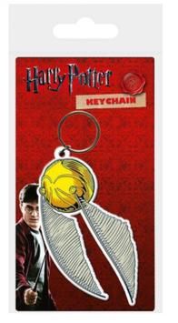 Portachiavi Ufficiale Harry Potter - Il Boccino d'oro