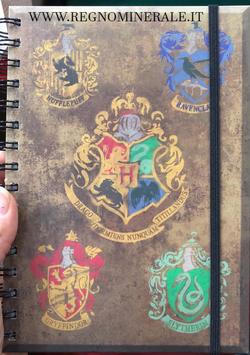 Harry Potter  Agenda  di Hogwarts