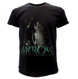 Arrow - t-shirt ufficiale nera