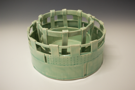 Green Basket Set, Matthew Yanchuk