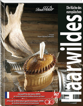 Die Küche des europäischen Haarwildes