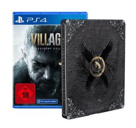 Resident Evil Village PS4 - inkl. Steelbook *ausverkauft*