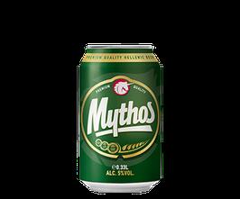 24x Mythos Bier Blikjes 330ML
