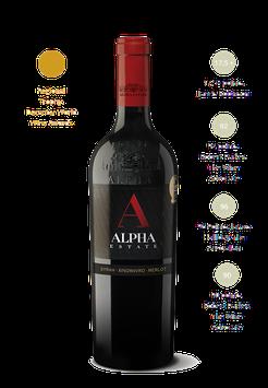 Alpha Estate Red (S.M.X)