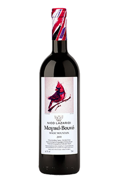 Magic Mountain Red