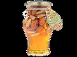 Honing met Notenmix 250 gr.