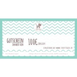 Wertgutschein Print@Home Design 2
