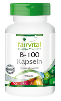 B 100-Vitamin Komplex   90 Kapseln