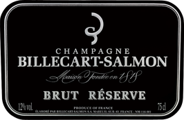 Billecart-Salmon Brut Reserve - 0,75L