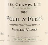 A.C. Forest Pouilly-Fuissé Vieilles Vignes
