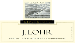 J. Lohr Winery Riverstone Monterey Chardonnay 2015