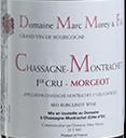 Marc Morey Chassagne Montrachet 1er Cru Morgeot Rouge