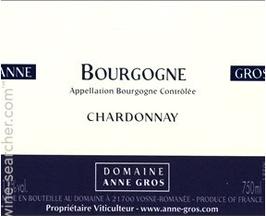 Anne Gros Bourgogne Blanc 2014