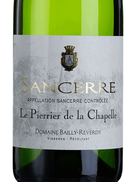 Sancerre Le Pierrier la Chapelle