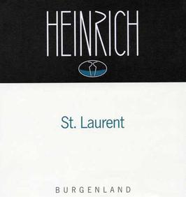 Weingut Heinrich St. Laurent 2012