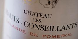 Château Hauts Conseillants, Lalande de Pomerol AC