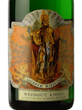 Wachau Riesling 'Loibenberg' Smaragd 2019 Knoll