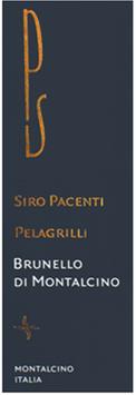 Siro Pacenti Brunello di Montalcino Pelagrilli 2010