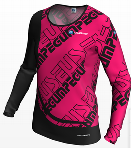Women's Jersey usegumpe pink
