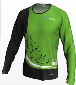 Men's Jersey  Pin/green