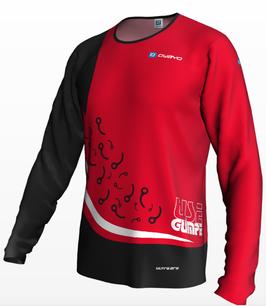 Men's Jersey Pin/red