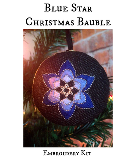 Christmas Bauble Embroidery Kits