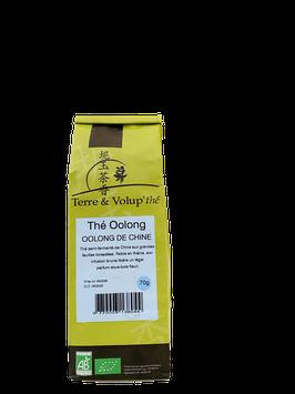 thé oolong OOLONG DE CHINE
