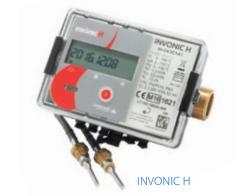 Теплосчетчик INVONIC H