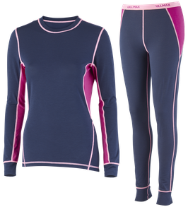 ACTIVE WOOL SET WOMEN