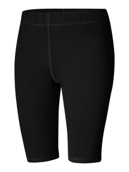 MERINO SUPERSOFT SHORT PANTS WOMEN // schwarz