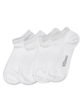 COOLMAX SOCK ANKLE 4-pack // weiß
