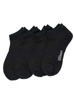 COOLMAX SOCK ANKLE 4-pack // schwarz