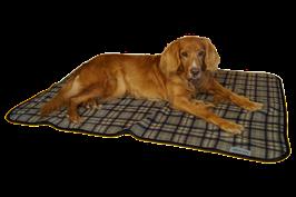 Kuschelweiche Wendedecke für Hunde