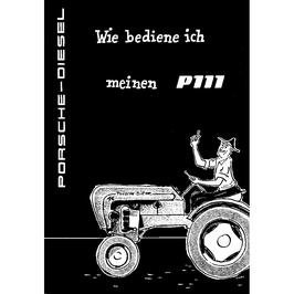 BA Betriebsanleitung P111