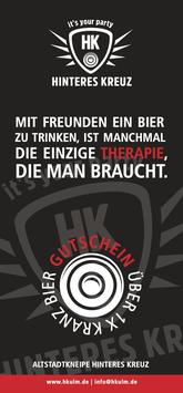 Gutschein Kranz Bier