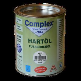 Hartöl Nuss 1 Liter