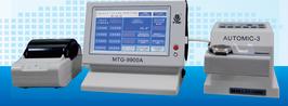 TYMC MTG-9900A Tester Orologi Meccanici con Microfono Automatico AUTOMIC-3