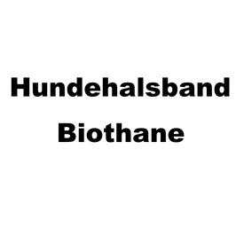 Hundehalsband Biothane