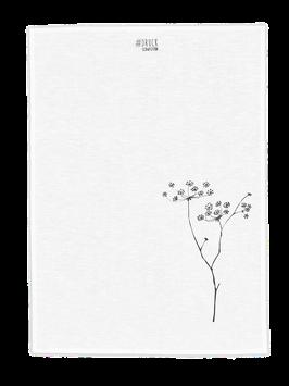 """Geschirrtuch """"In der Flora"""""""