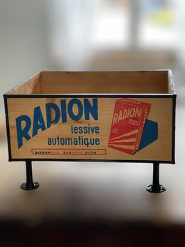 Radion Holzkiste