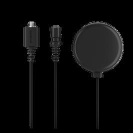 External Iridium antenna with adapter cable